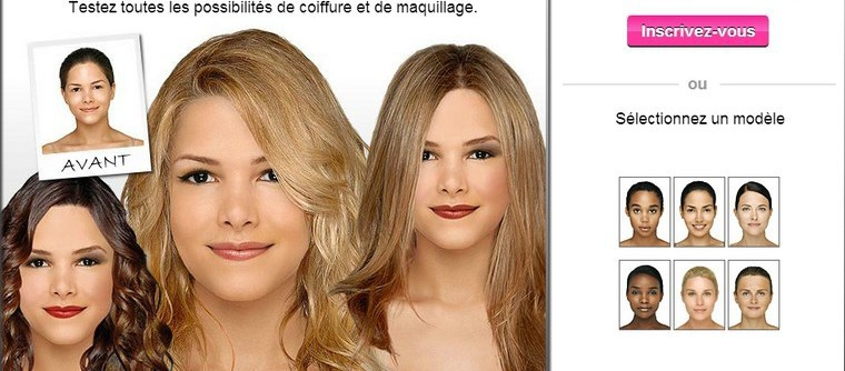 Maquillage virtuel