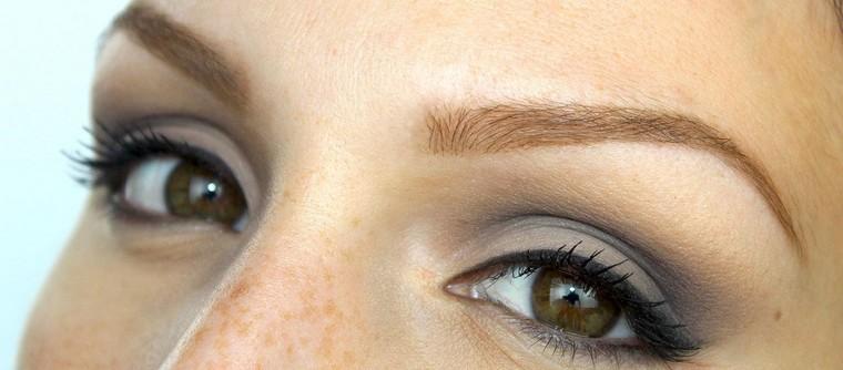 maquiller sourcils