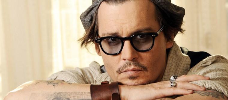 Johnny Depp, nouveau visage des parfums Dior