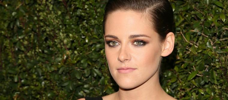 Kristen Stewart devant la caméra de Karl Lagerfeld pour Chanel