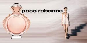 Le nouveau parfum de Paco Rabanne : Olympéa