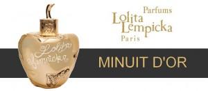 Parfum Minuit d'Or