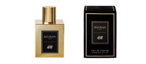 Parfum Balmain pour H&M