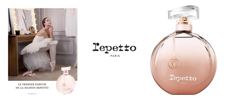 Parfum Repetto Ballet de Noël