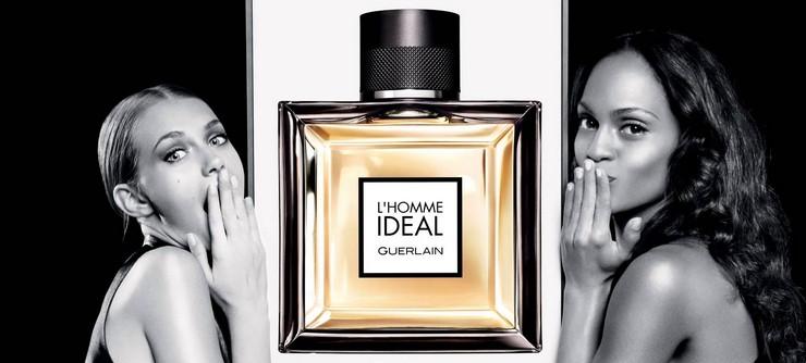 L'Homme Idéal : Le parfum