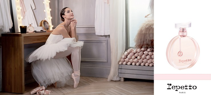 Le parfum Repetto