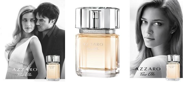azzaro pour elle le nouveau parfum azzaro tendance parfums le blog. Black Bedroom Furniture Sets. Home Design Ideas