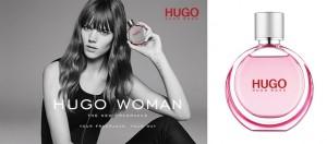 Nouveau parfum Boss : Hugo Woman Extreme