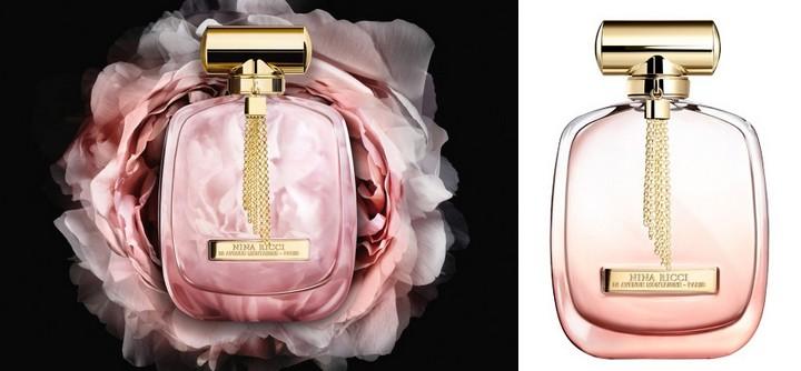 L'Extase Caresse de Roses de Nina Ricci