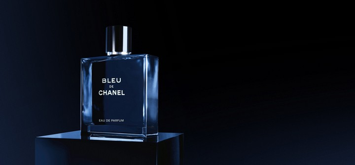 BLEU DE CHANEL : Le parfum masculin