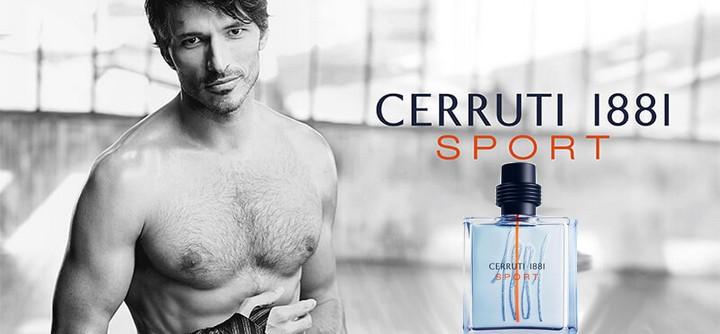 Le nouveau Cerruti 1881 Sport