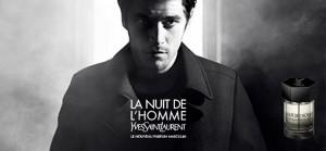 La Nuit, le parfum homme YSL