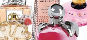 Les parfums girly