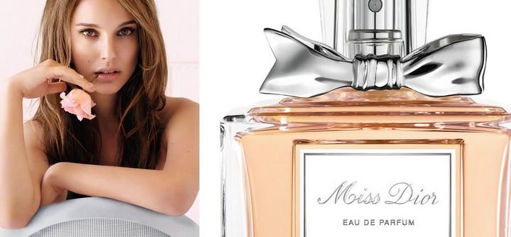 Zoom sur le parfum Miss Dior