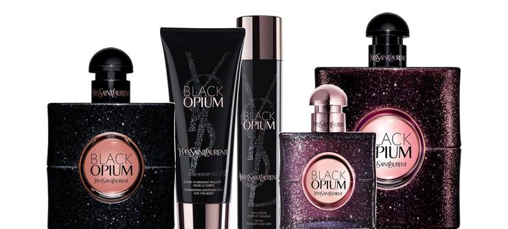 NOUVEAU L'Huile et le Fluide Black Opium