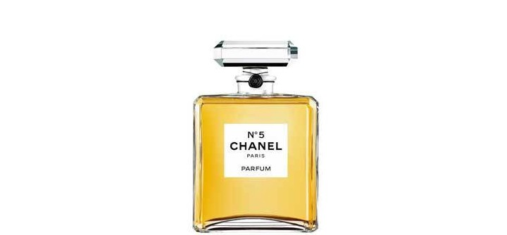 Les notes du parfum Chanel N°5