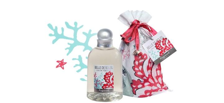 Le parfum Belle de Soleil de Fragonard