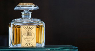 Le parfum Djedi de Guerlain