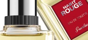 Le parfum Habit Rouge de Guerlain