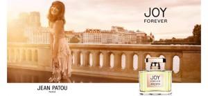 Le parfum Joy Forever de Jean Patou