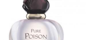 Le parfum Pure Poison de Dior