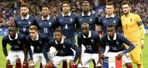 Les secrets de beauté des joueurs de l'équipe de France de l'Euro 2016