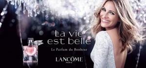 """Zoom sur l'histoire de """" La Vie est Belle """" de Lancôme"""