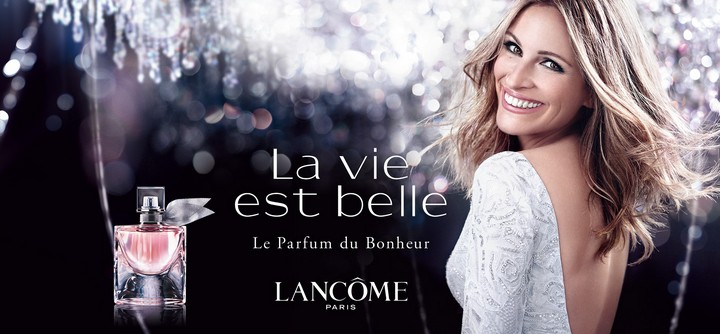 """Zoom sur l'histoire de """" La Vie est Belle """" de Lancôme ..."""