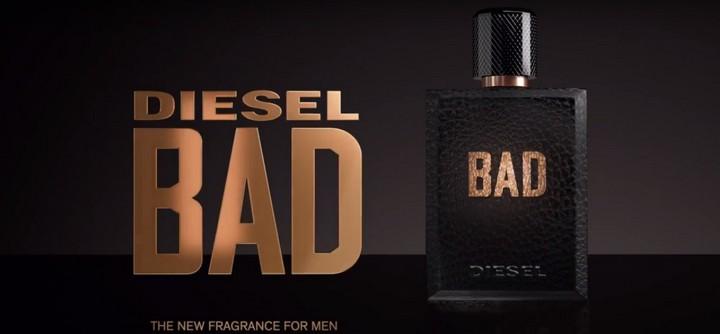 Bad, le nouveau baroudeur ultra sexy de Diesel
