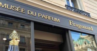 Idée sortie le musée du parfum à Paris