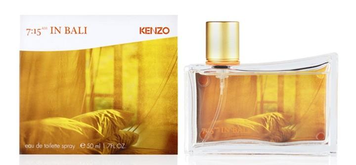 Le parfum 7.15 am In Bali de Kenzo