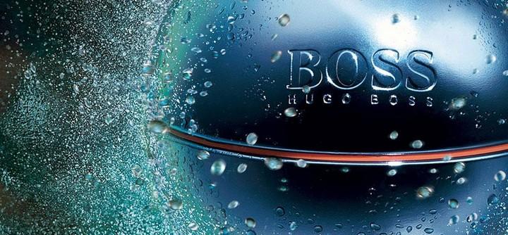 Le parfum Boss Blue Edition