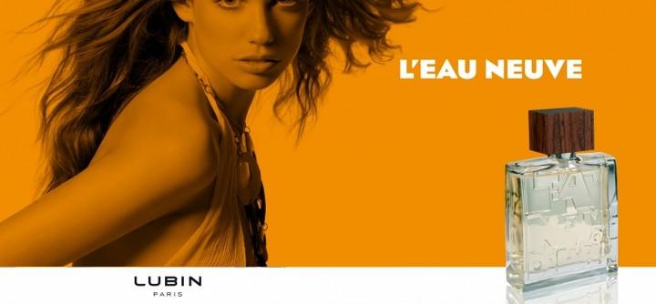 Le parfum Eau de Lubin