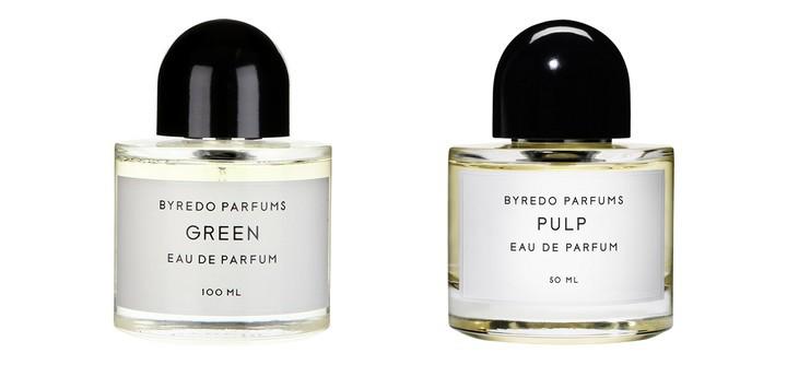 Le parfum Green Pulp de Byredo