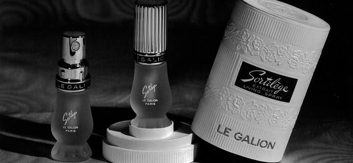 Le parfum Sortilège de Le Galion