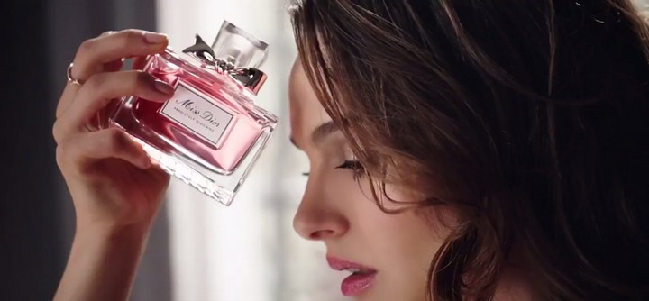 Natalie Portman pour Miss Dior Absolutely Blooming
