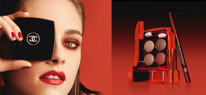 CHANEL - Le Rouge Collection N°1 avec Kristen Stewart