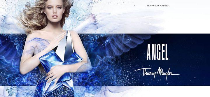 Le parfum Angel de Thierry Mugler