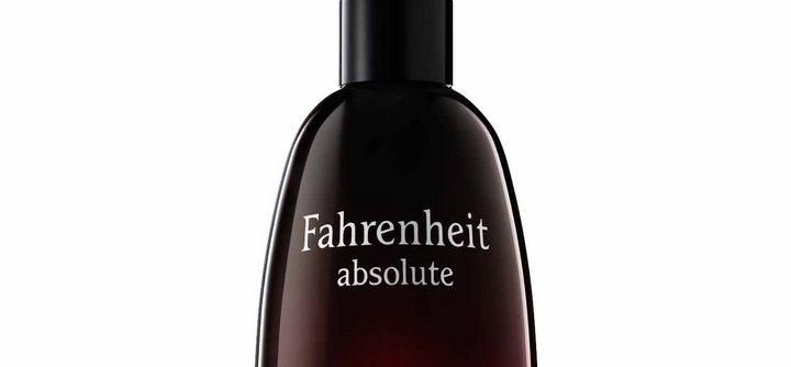 Le parfum Fahrenheit Absolute de Dior