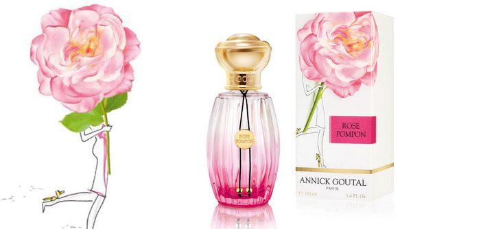 Le parfum La Rose Pompon de Annick Goutal