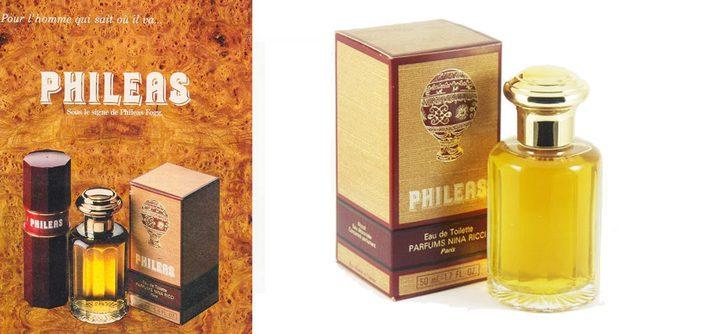 Le parfum Philéas de Nina Ricci