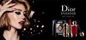Splendor Collection Noël 2016, la nouvelle collection make-up de Dior