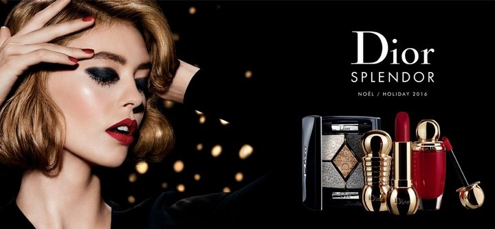 Splendor Collection Noël 2016, la nouvelle collection make-up de Dior