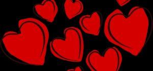Les fragrances de l'amour pour la Saint Valentin