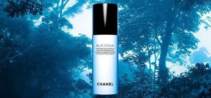 Blue Serum : Le nouveau soin CHANEL