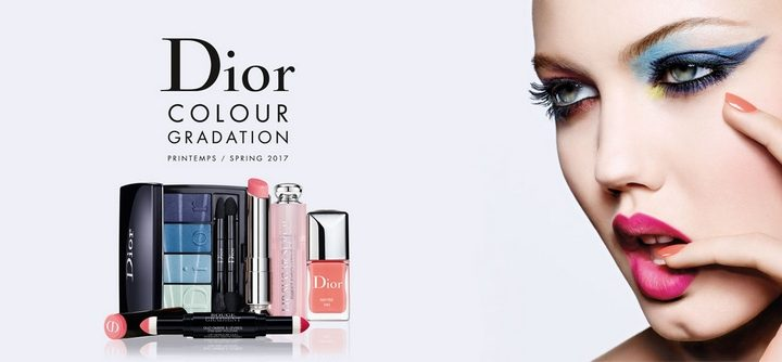 Nouveau Look Dior : Colour Gradation