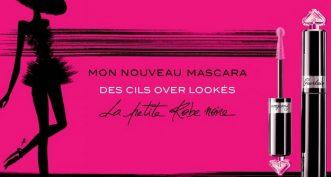 Nouveauté maquillage : Mascara La Petite Robe Noire