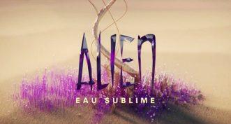 La publicité énigmatique d'Alien Eau Sublime