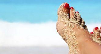 Les hommes ne sont pas insensibles à la beauté de vos pieds