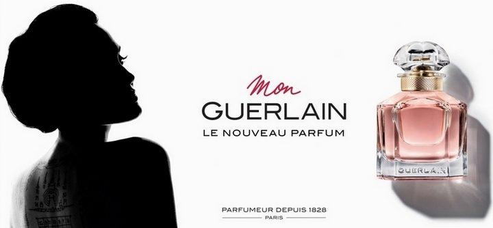 Angélina Jolie dans la pub Mon Guerlain